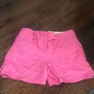 LOFT pink shorts